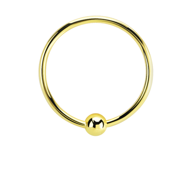 18k gold plated nose rings