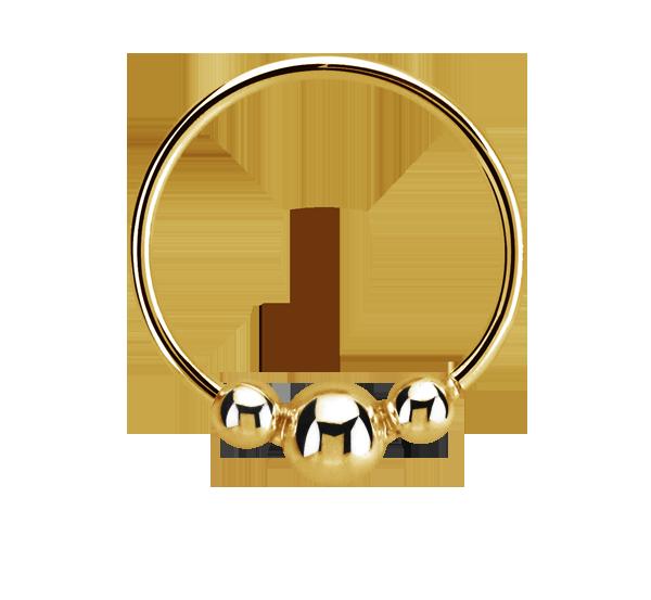 14k real gold nose rings in bulk